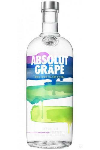 Absolut Gräpe Vodka 1 Liter