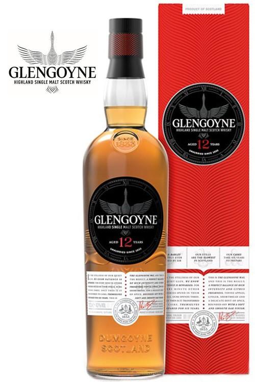 Glengoyne 12 Jahre Whisky - New Design