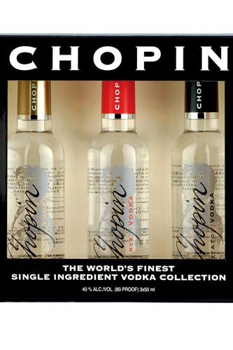 Chopin Minatur Set