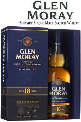 Glen Moray 18 Jahre Elgin Heritage