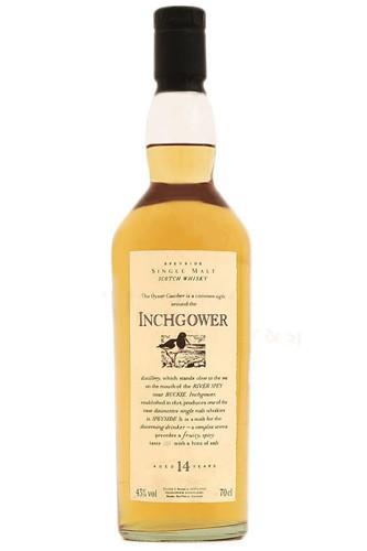 Inchgower 14 Jahre Single Malt Whisky
