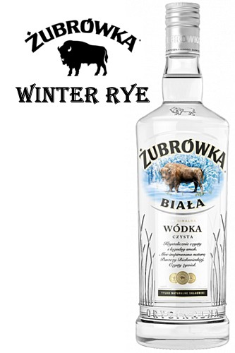 Zubrowka White - Winter Rye Vodka