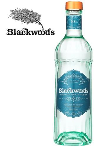 Blackwood Botanicals Vodka - New Design