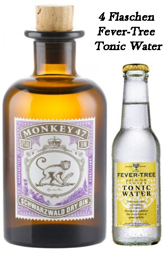 Gin & Tonic Set Monkey 47