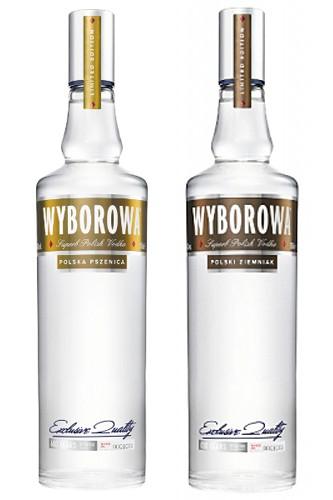 Wyborowa Vodka Set