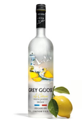 Grey Goos Citrone Vodka