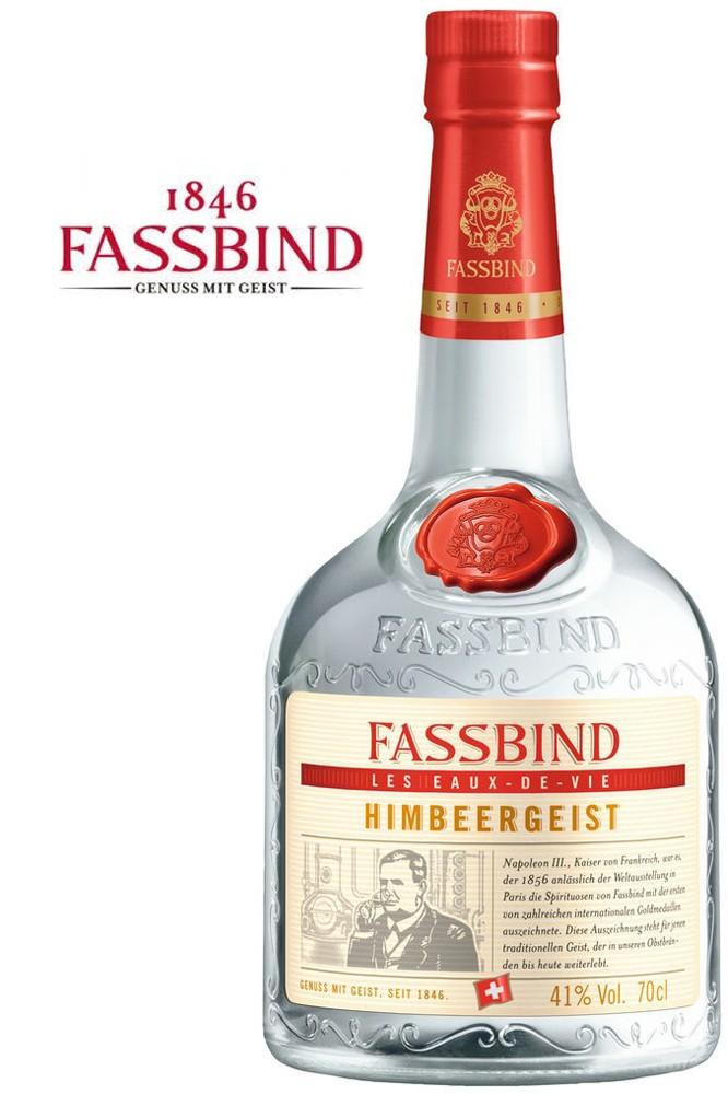 Fassbind Eaux de Vie Himbeergeist