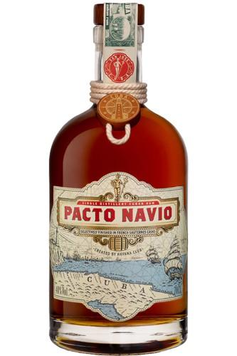 Havana Club Pato Navio Rum