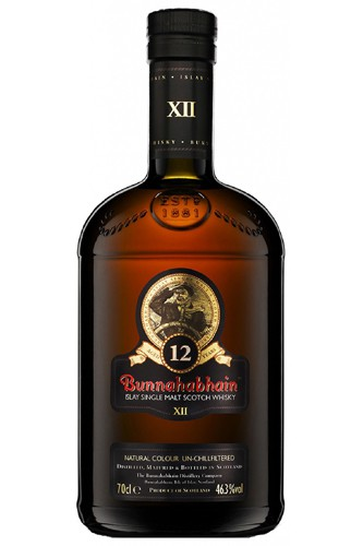 Bunnahabhain 12 Jahre Single Malt Whisky