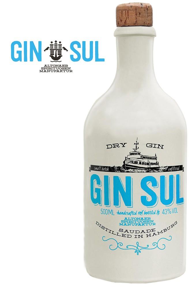 Gin Sul - Premium Gin