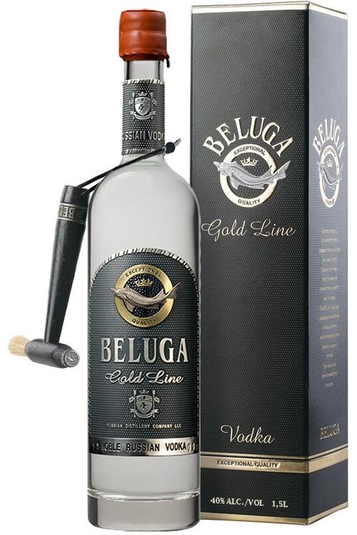 Beluga Gold Line - 1,5 Liter