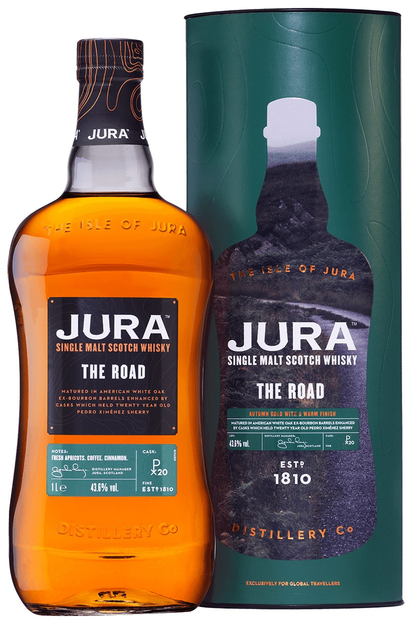 Isle of Jura - The Road