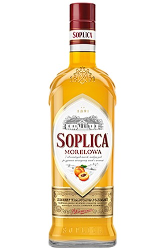 Soplica Aprikose - Morelowa