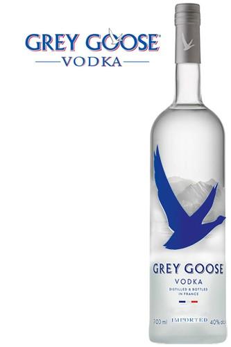 Grey Goose Limited Edition Vodka mit LED