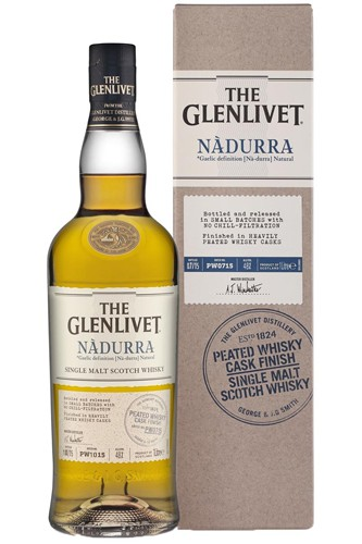 Glenlivet Nadurra Peated