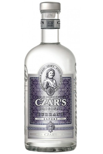Zarskaja Original Black Currant - Czars Vodka