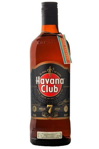 Havana Club 7 Jahre New Design