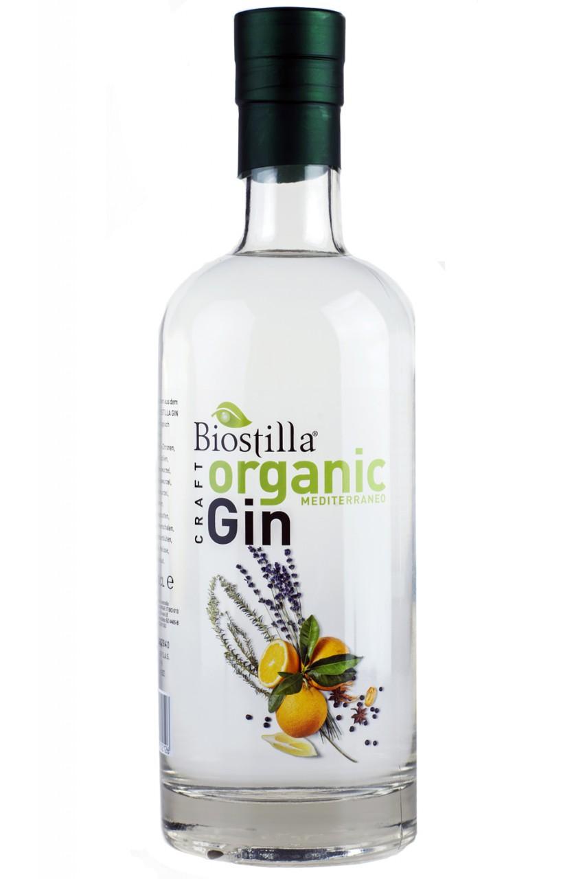 Biostilla Mediterraneo Gin