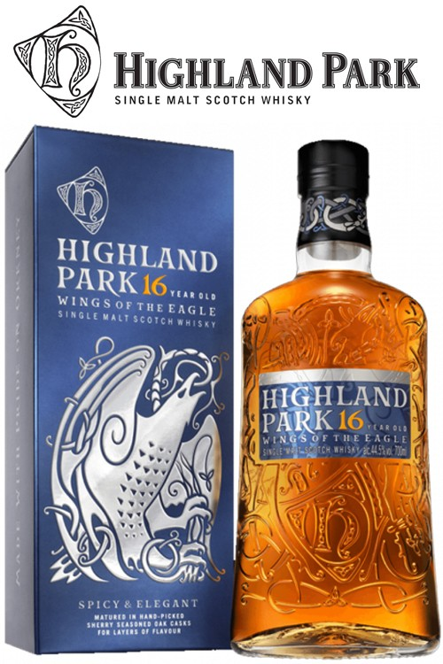 Highland Park Wings of the Eagle - 16 Jahre