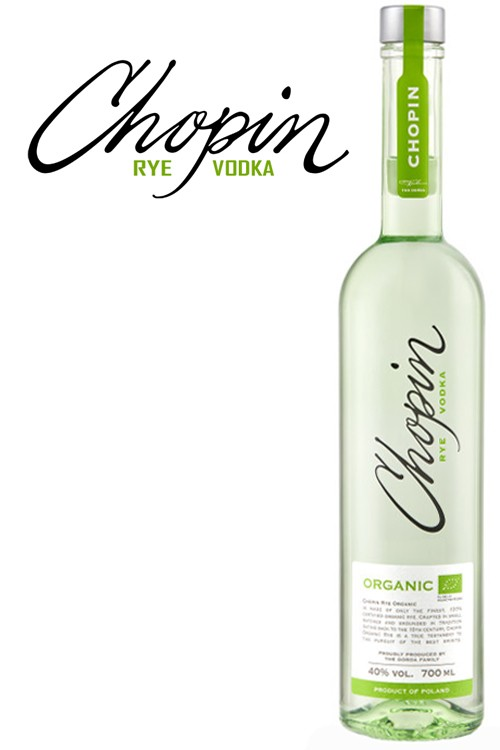 Chopin Rye Green Label - Limited Edition