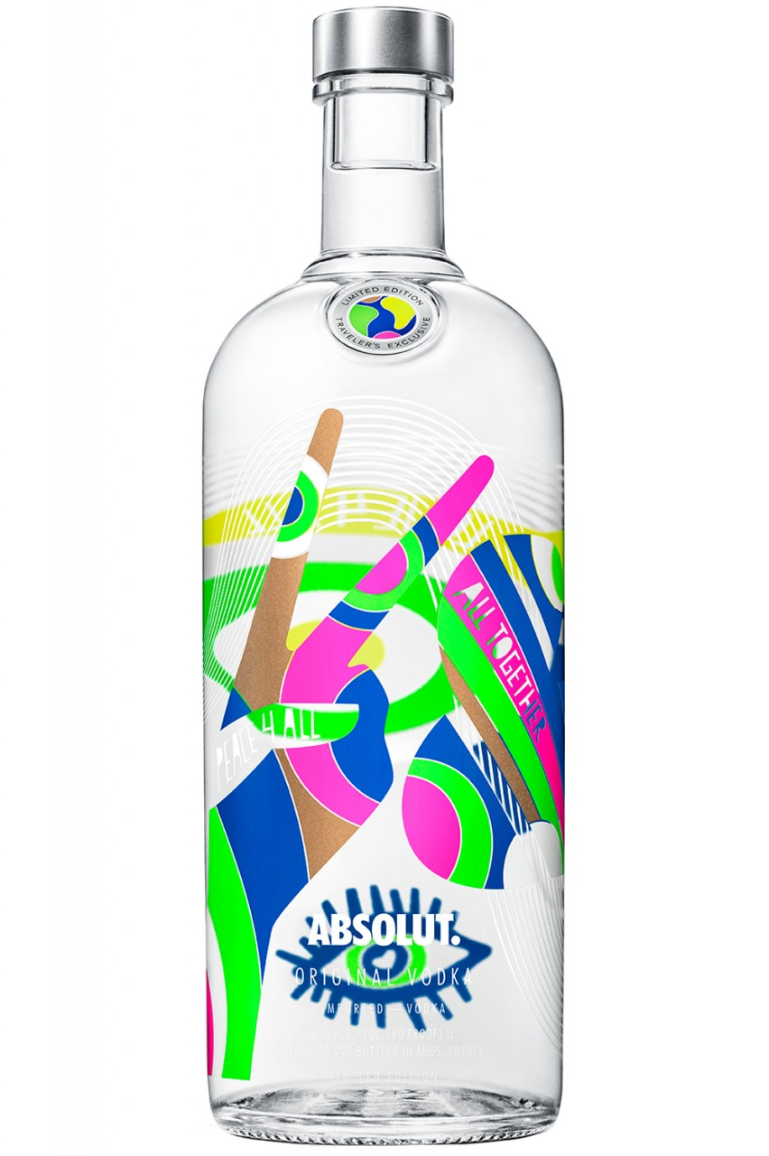 Absolut United Edition - 2018