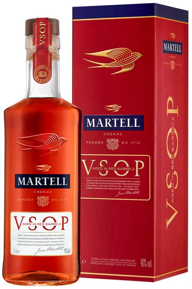 Martell VSOP Red Barrel Cognac