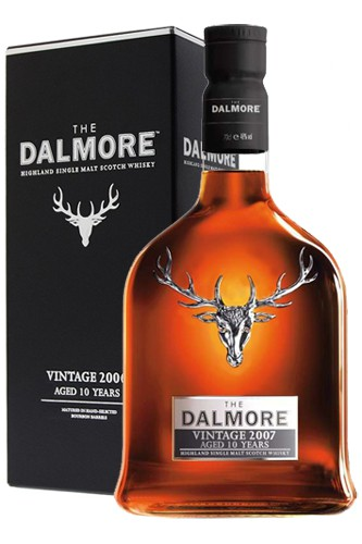 The Dalmore Vintage 2007