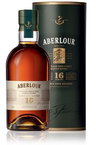 Aberlour 16 Jahre Double Cask - 43% Vol.