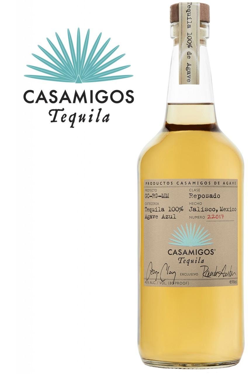 Casamigos Reposado Tequila - 0,7 Liter