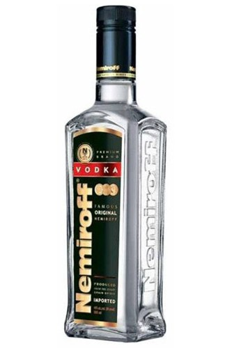 Nemiroff Original Vodka 0,7 Liter