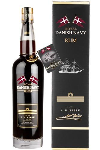 A.H. Danish Navy Rum