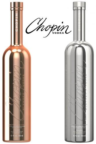 Chopin Blended Gold & Silver Set
