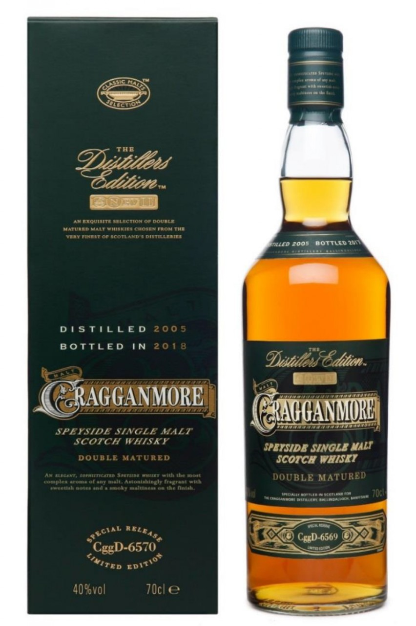 Cragganmore Distillers Edition 2019