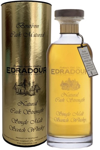 Edradour 2008 Decanter Bourbon Wood