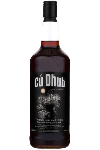 Cu-Dhub Black Whisky