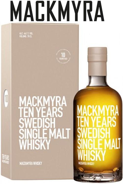 Mackmyra 10 Jahre - Swedish Whisky