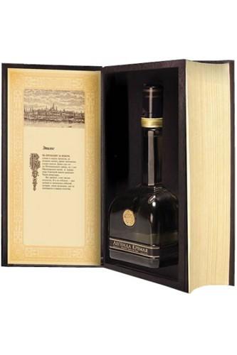 Legend of Kremlin Vodka Bibel