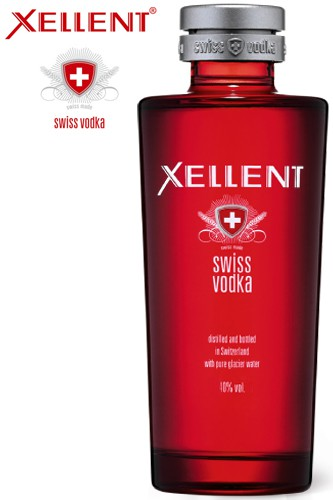 Xellent Swiss Vodka - 1 Liter