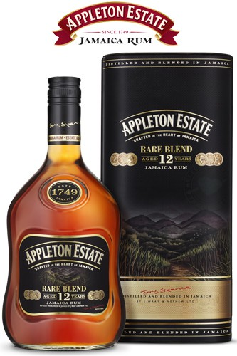 Appleton Estate Extra Rum 12 New Design
