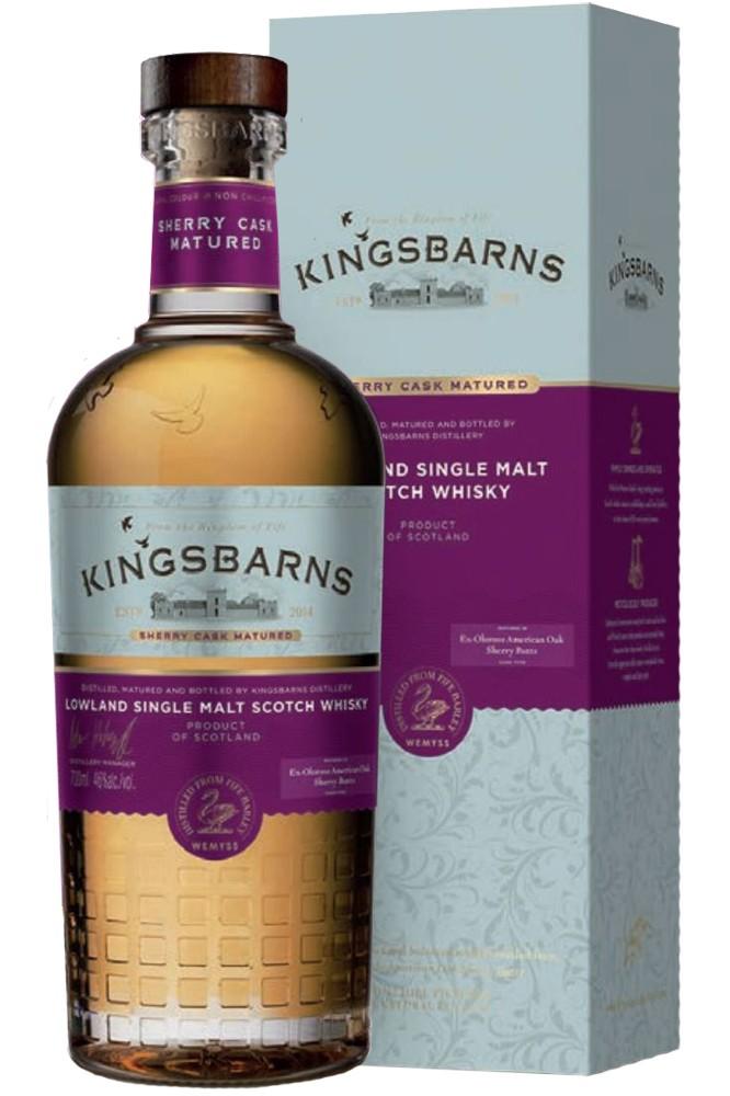 Kingsbarns Balcomie - Sherry Cask