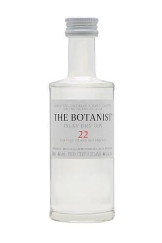 The Botanist Dry Gin Miniatur