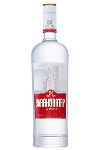 Ulaanbaatar Vodka