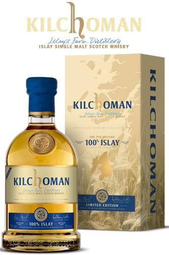 Kilchoman 100% Islay 9th Edition
