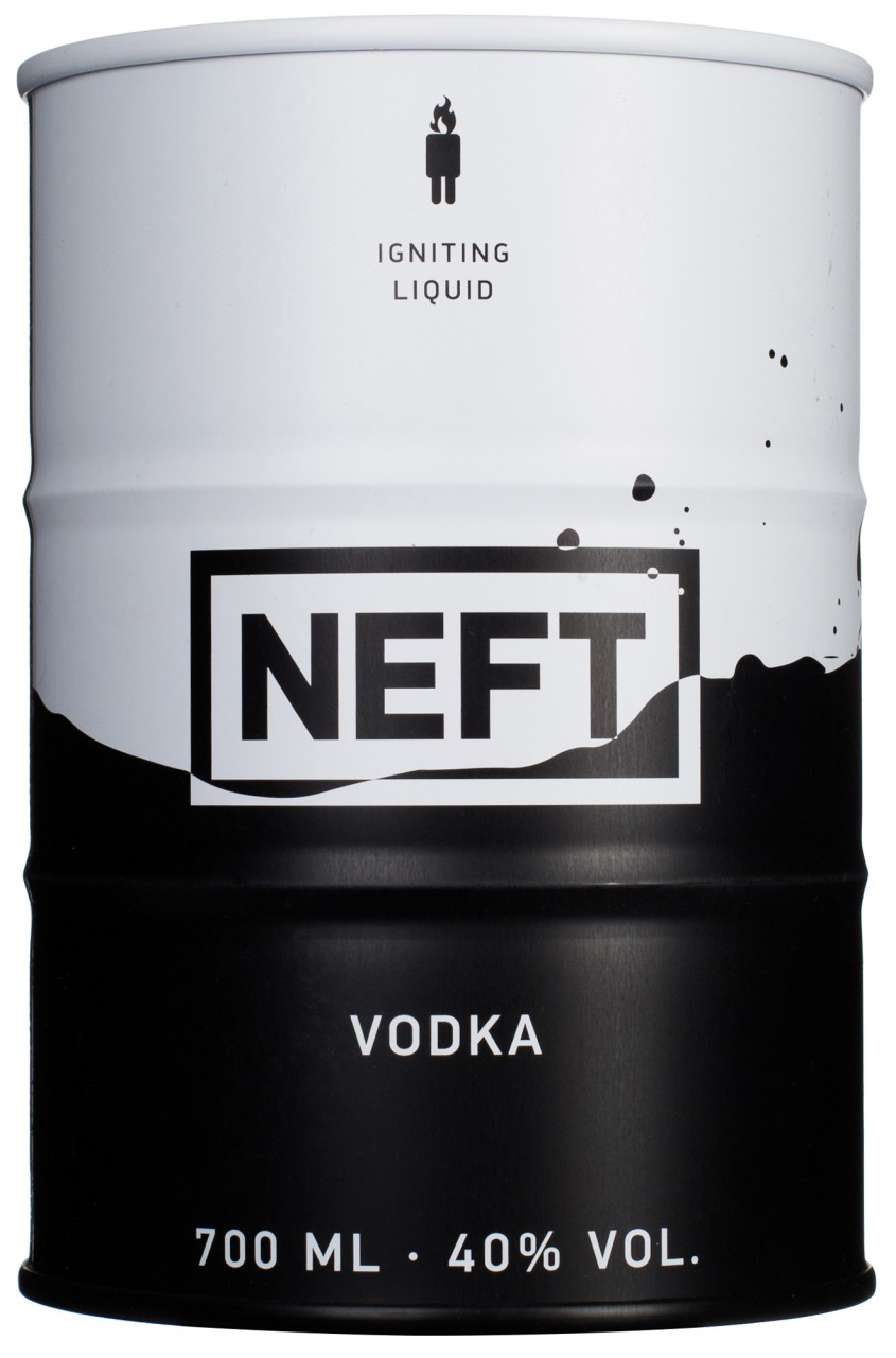 NEFT Vodka - Limited Edition No. 2