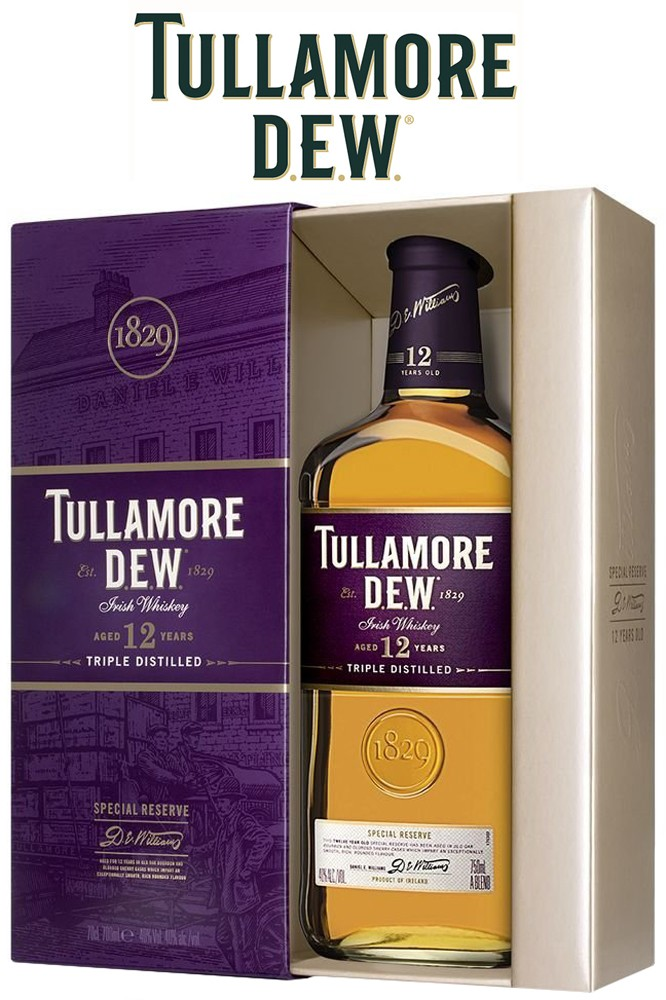 Tullamore D.E.W. 12 Jahre Special Reserve
