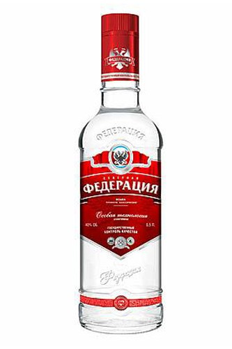 Severnaya Federacia Klassik Vodka