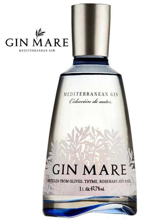 Gin Mare - 1 Liter Gin