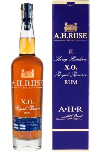 A.H. Riise Kong Haakon XO Rum