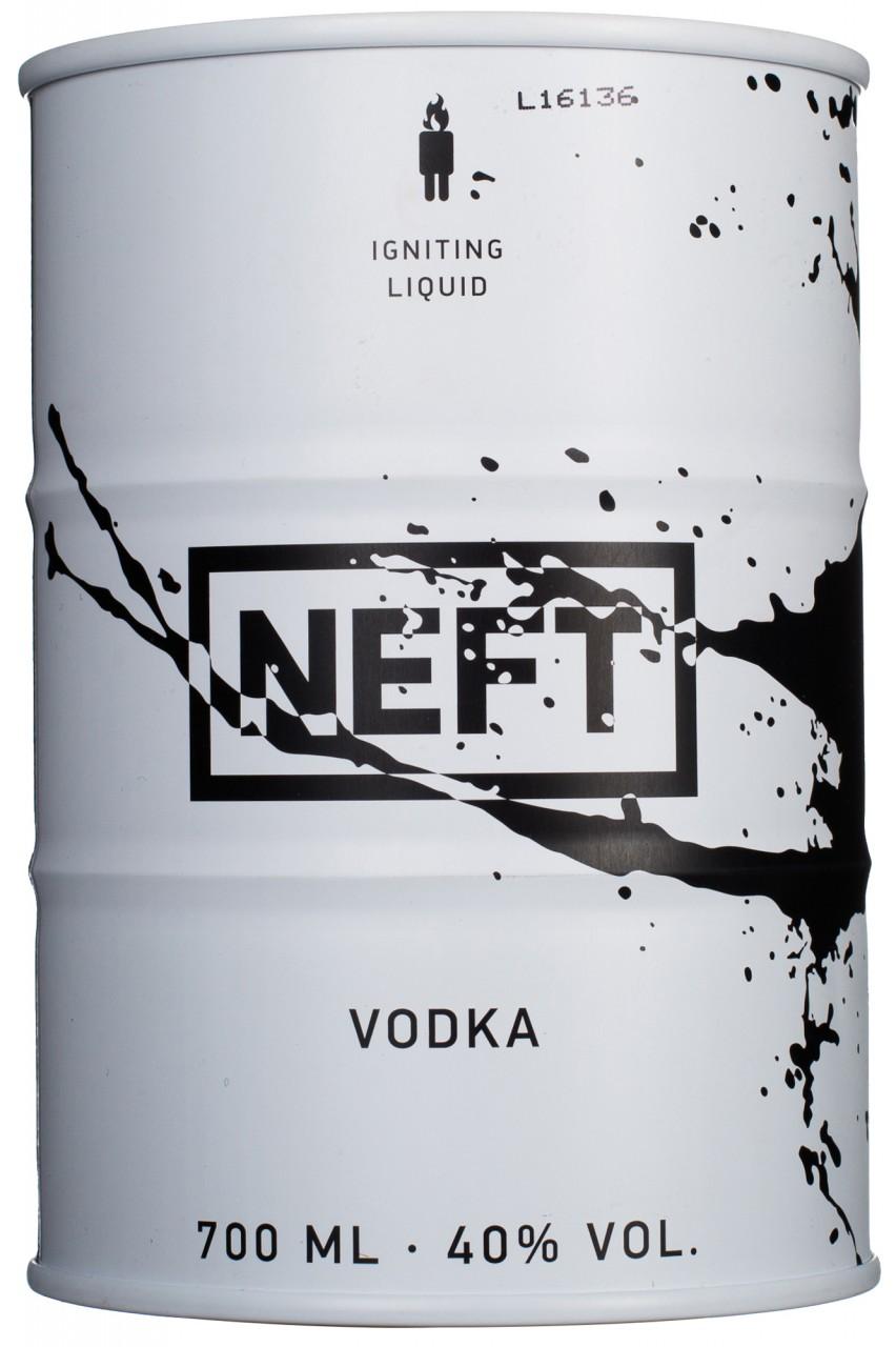 NEFT Vodka - Special Edition No. 4