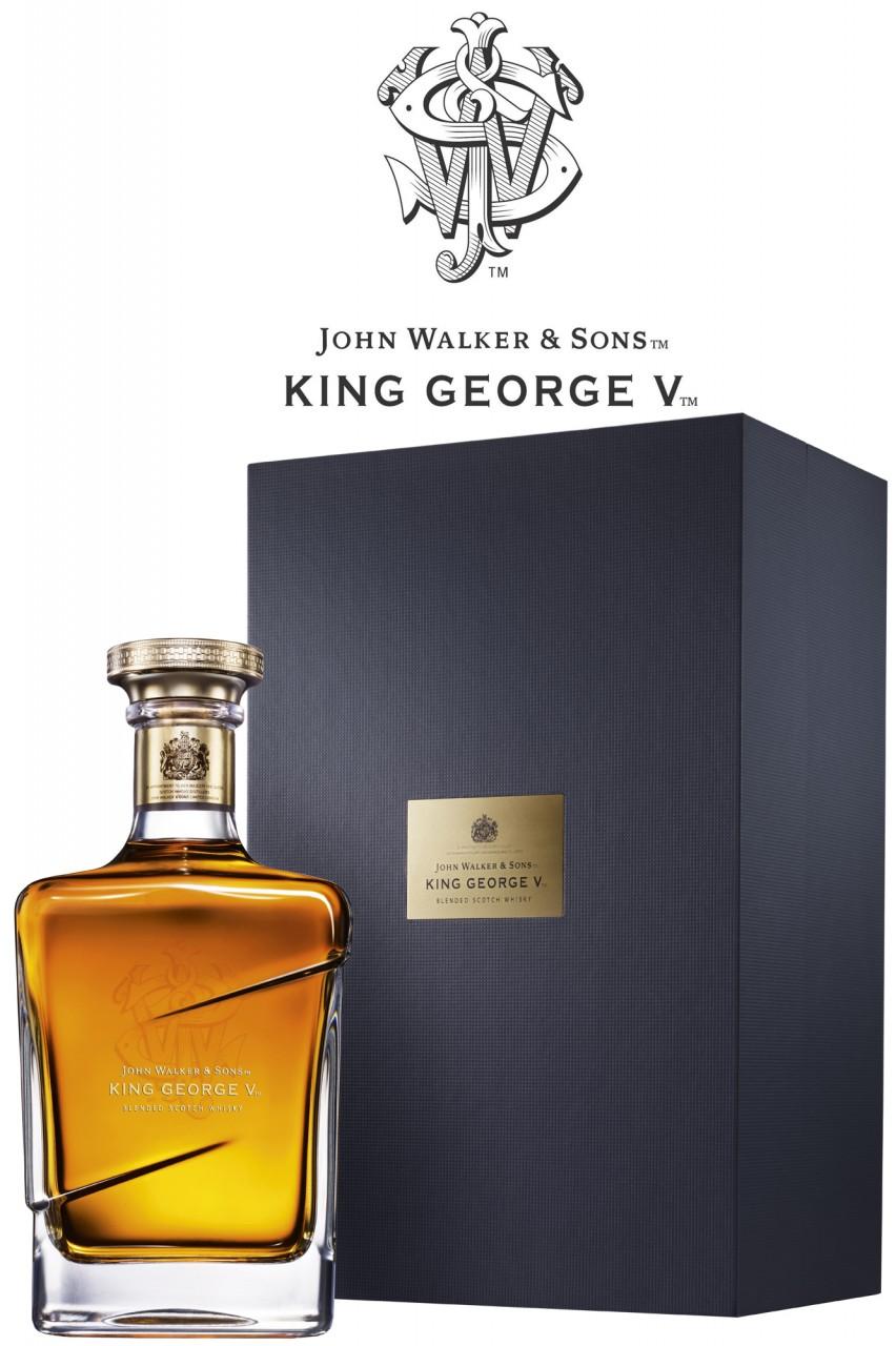Johnnie Walker's Blue Label King George V